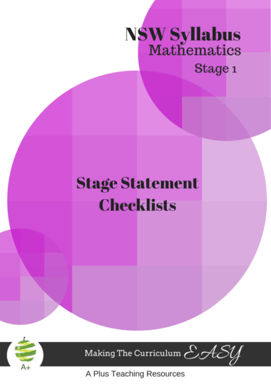 NSW Stage 1