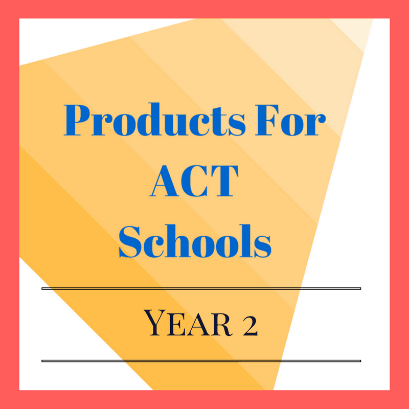Year 2 ACT