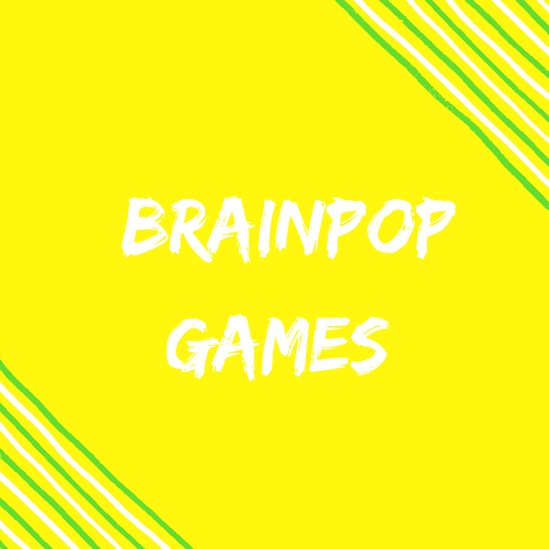 Brain Pop Games
