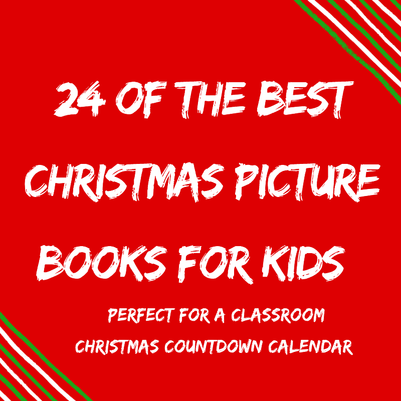 Christmas Book Countdown Calendar