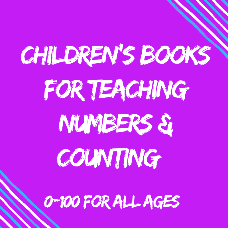 Counting Books For Kids