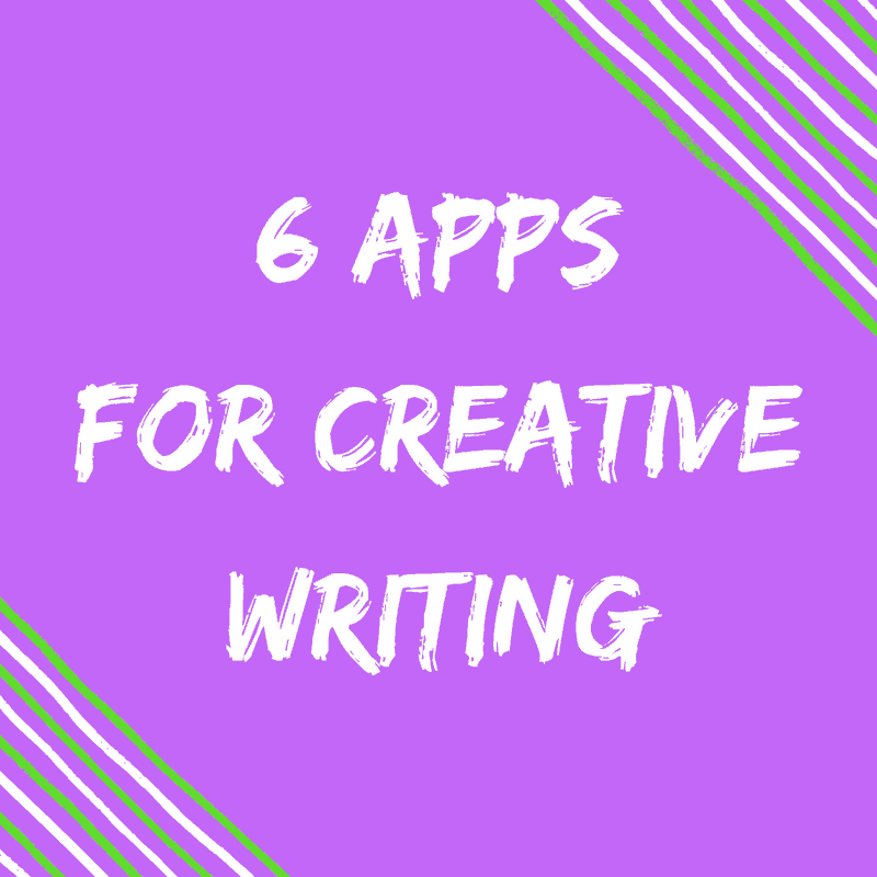 Creative Writing Apps
