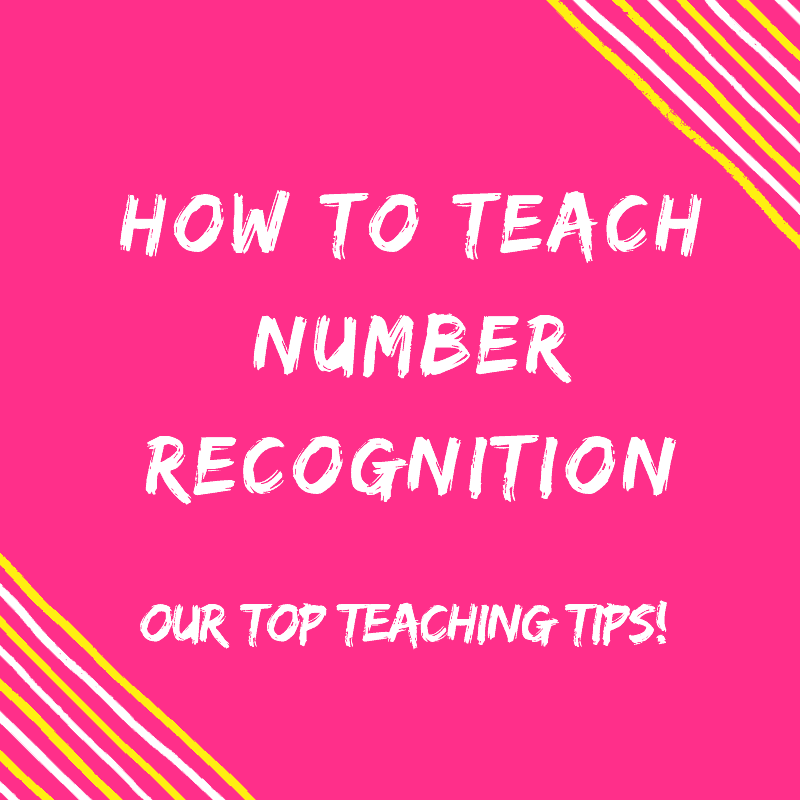 How To Teach Number Recognition Top Tips