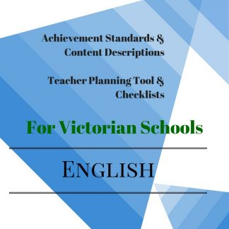 Level 1 ENGLISH Checklists