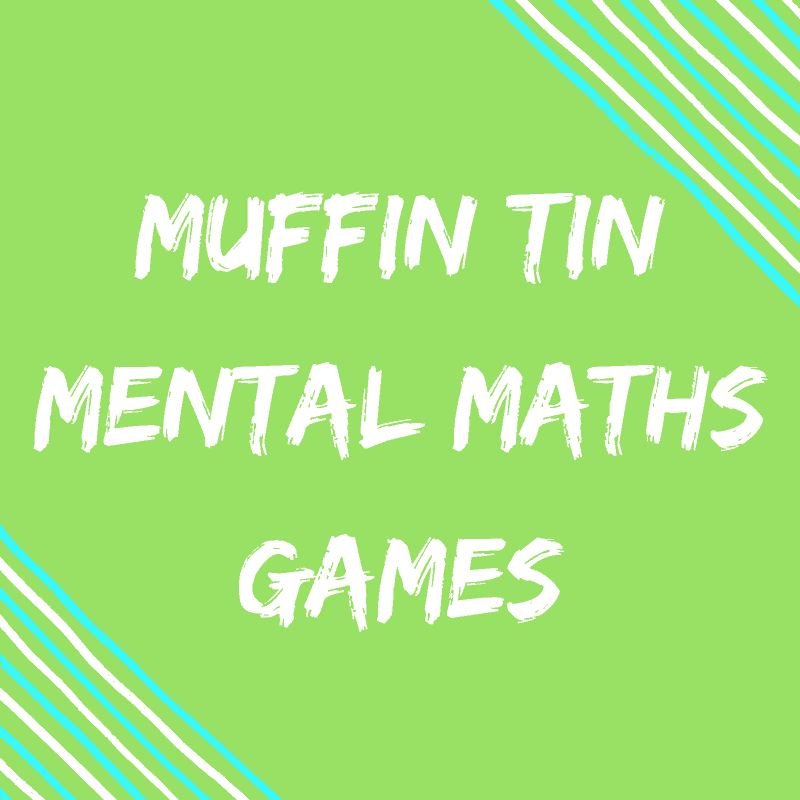 Muffin Tin Mental Maths