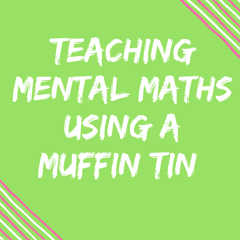 Muffin Tin Maths