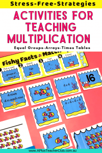 Multiplication Games Printables Product Image