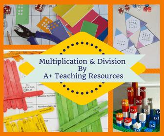 Multiplication ideas on Pinterest