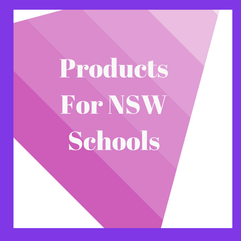 Products for NSW Schools