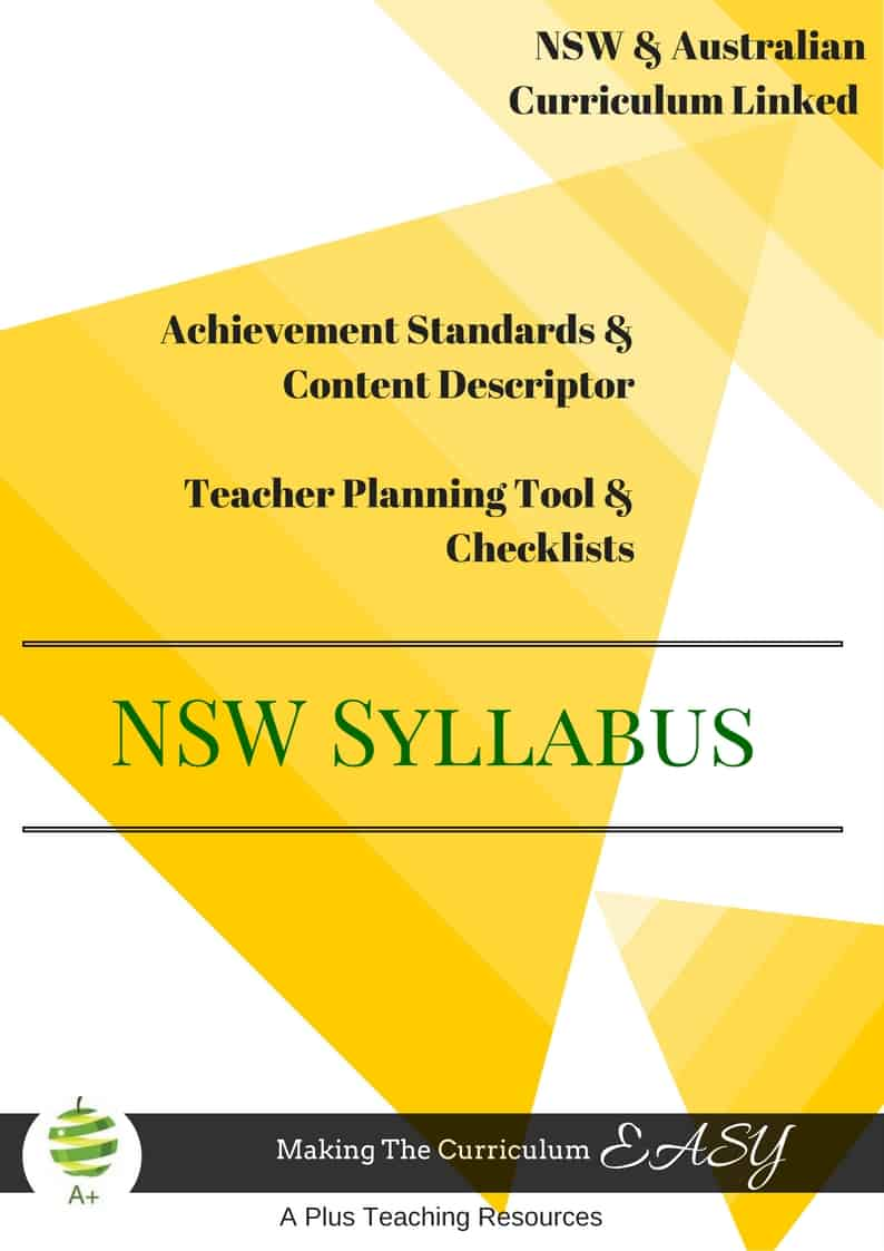 Checklists, Planners & Trackers for NSW