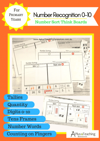 Number Think Board Download