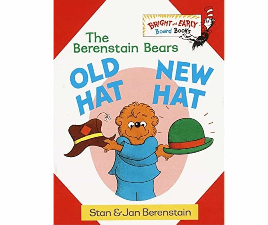 Image of the Book Old Hat New Hat