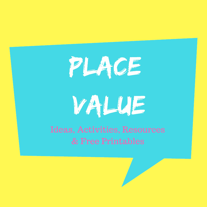 Place Value Ideas