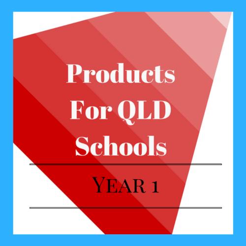 Year 1 QLD
