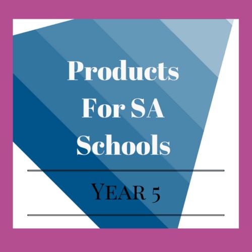 Year 5 SA