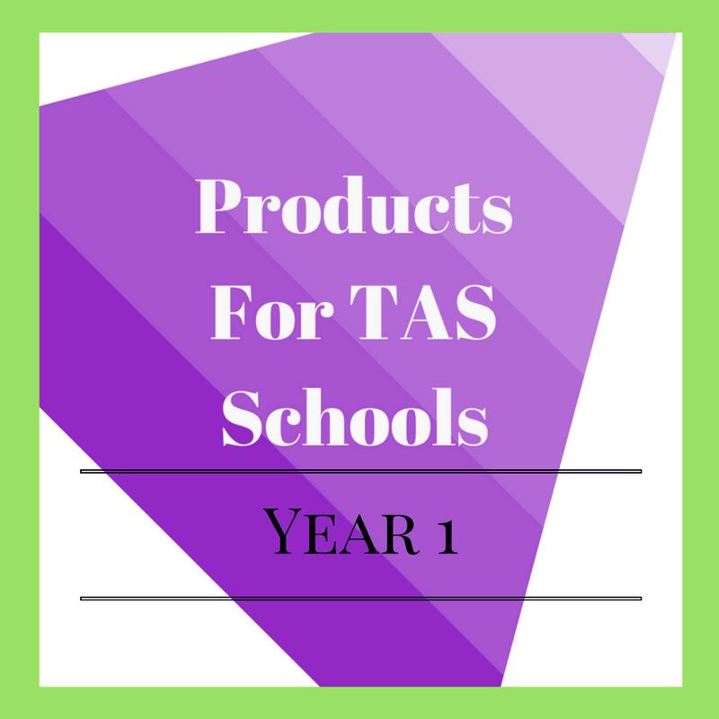Year 1 TAS