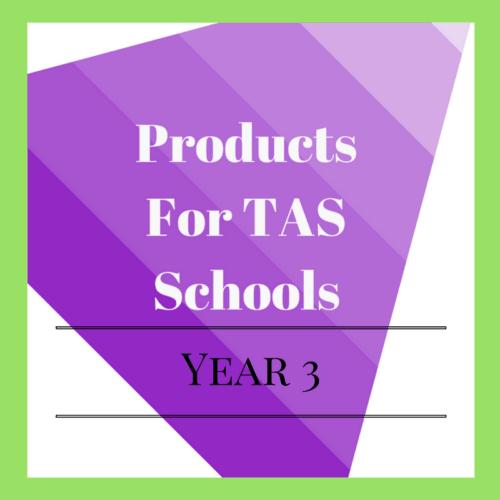 Year 3 TAS