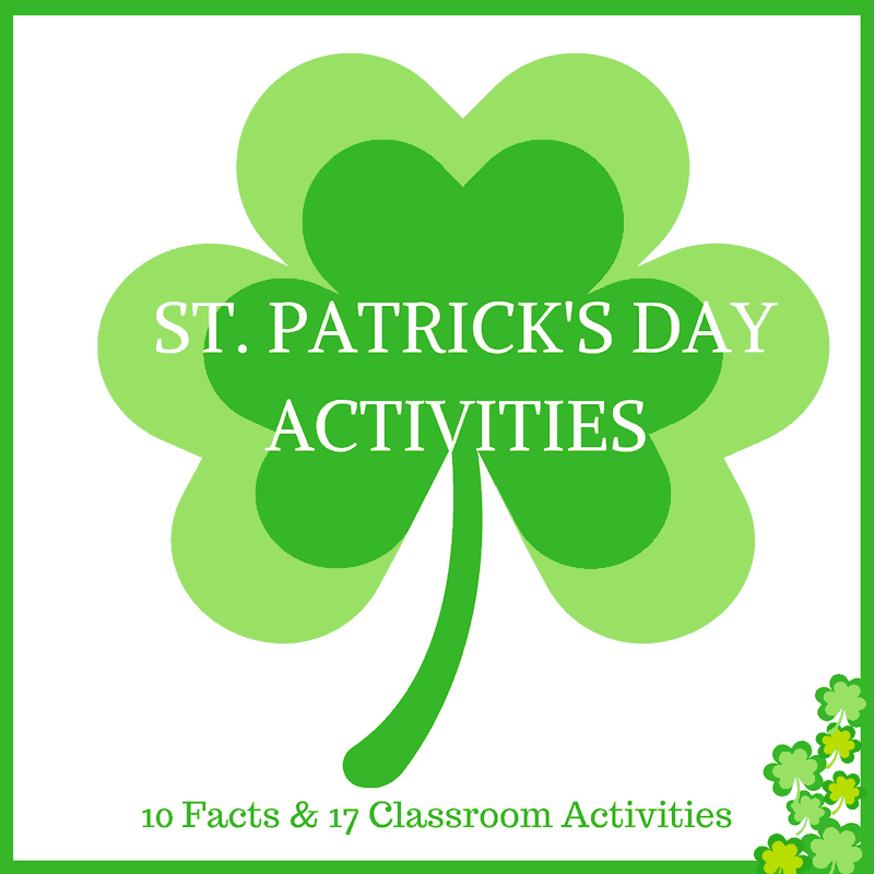 Saint Patricks Day Activities