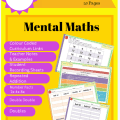Mental maths Games