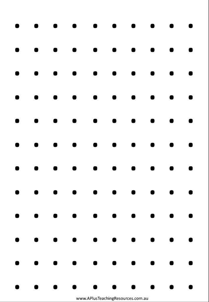 It's just a picture of Clean Dot Paper Printable