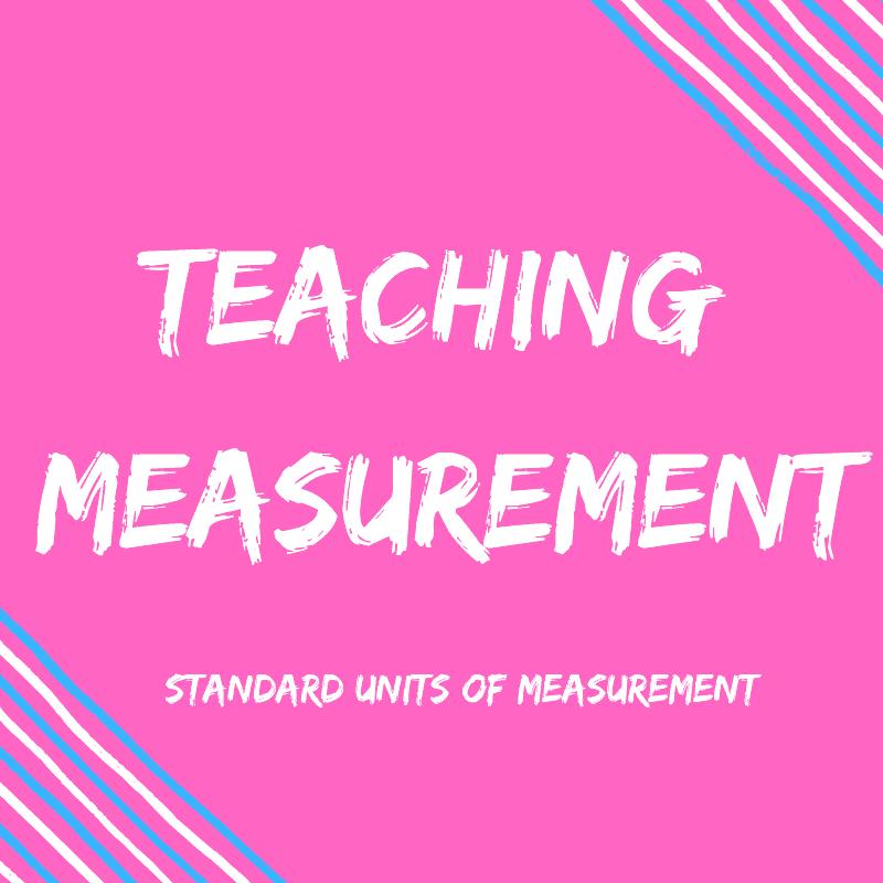 Standard units of measurement Text Heading