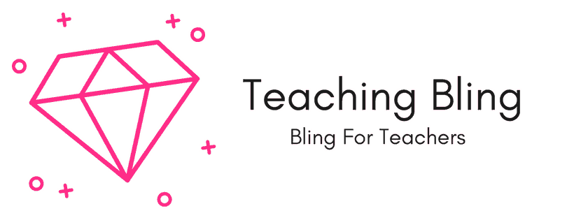 Teacher Bling Logo