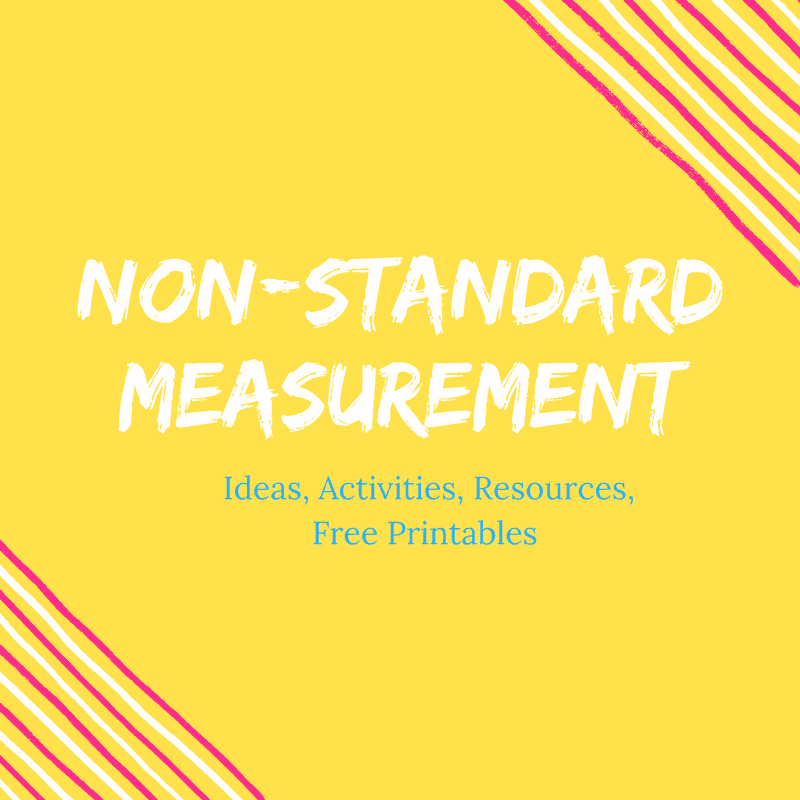 Teaching Non-Standard Measurement
