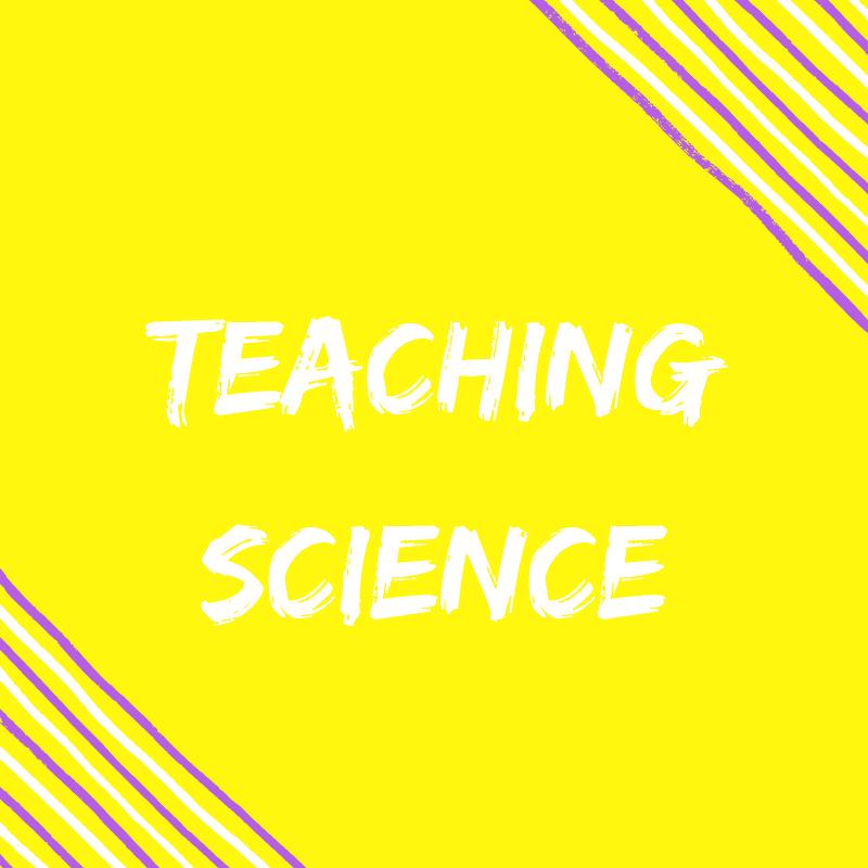 Teaching Science Pinterest Board