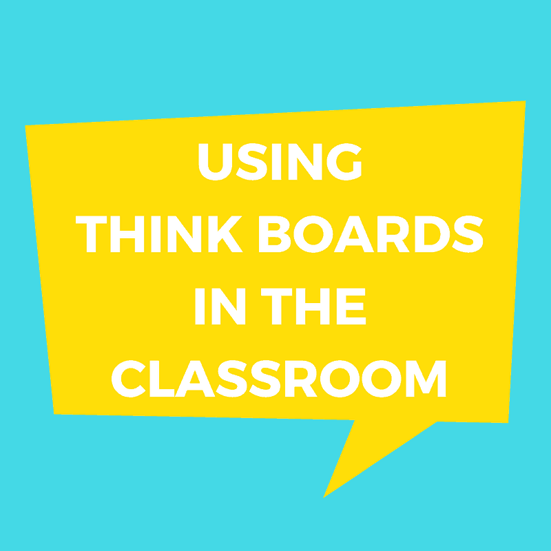 Using Think Boards