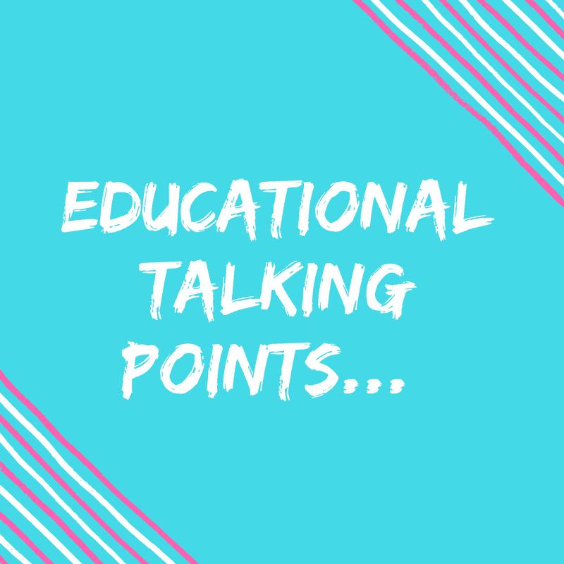 Educational talking Points Blog