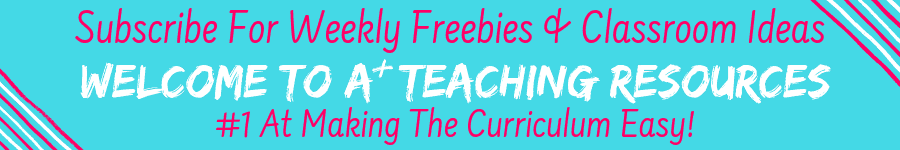subscribe To A Plus Teaching Resources